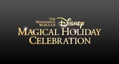 The Wonderful World of Disney: Magical Holiday Celebration