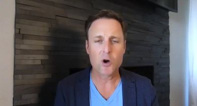02. Chris Harrison, Host, On Clare's history with the show