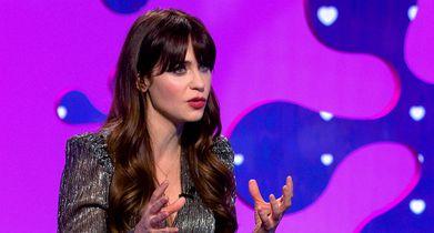 """The Celebrity Dating Game"" Season 1 EPK Soundbites - 03. Zooey Deschanel, Host, On working with Michael Bolton"