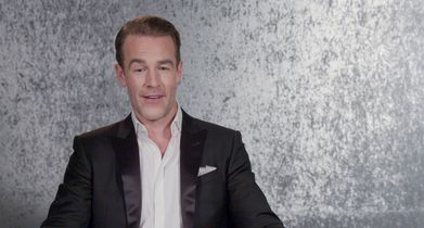 52. James Van Der Beek, Celebrity, On what it will take to win the Mirrorball trophy