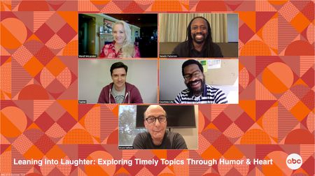 WENDI MCLENDON-COVEY (EXECUTIVE PRODUCER, THE GOLDBERGS), SALADIN K. PATTERSON (EXECUTIVE PRODUCER, THE WONDER YEARS), TOPHER GRACE (EXECUTIVE PRODUCER, HOME ECONOMICS), COURTNEY LILLY (EXECUTIVE PRODUCER, BLACK-ISH), BRUCE HELFORD (EXECUTIVE PRODUCER, TH