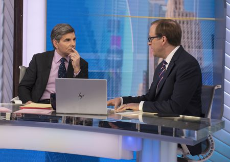 GEORGE STEPHANOPOULOS, JONATHAN KARL