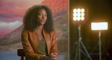 """06. Kylie Bunbury, """"Cassie Dewell"""", On the premise of the show"""