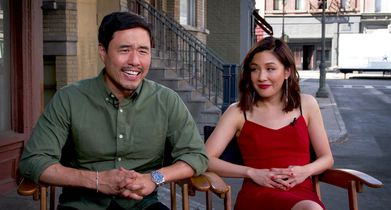 "03. Constance Wu and Randall Park, ""Fresh Off the Boat"" On TGIF's history"