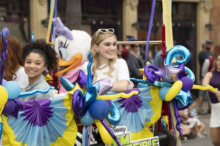 KYLEE RUSSELL, DAISY DUCK, MEG DONNELLY