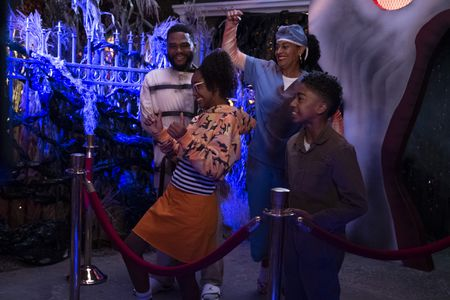 ANTHONY ANDERSON, MARSAI MARTIN, TRACEE ELLIS ROSS, MILES BROWN