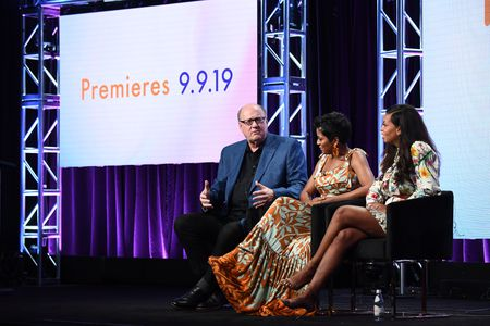 BILL GEDDIE (EXECUTIVE PRODUCER), TAMRON HALL (HOST/EXECUTIVE PRODUCER), TALIA PARKINSON-JONES (CO-EXECUTIVE PRODUCER)
