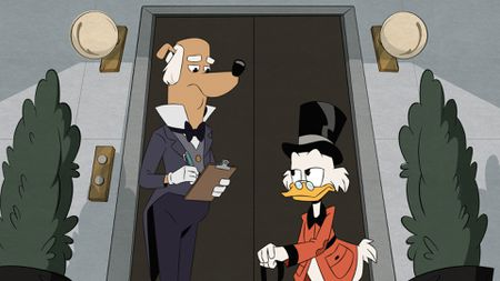 DUCKWORTH, SCROOGE