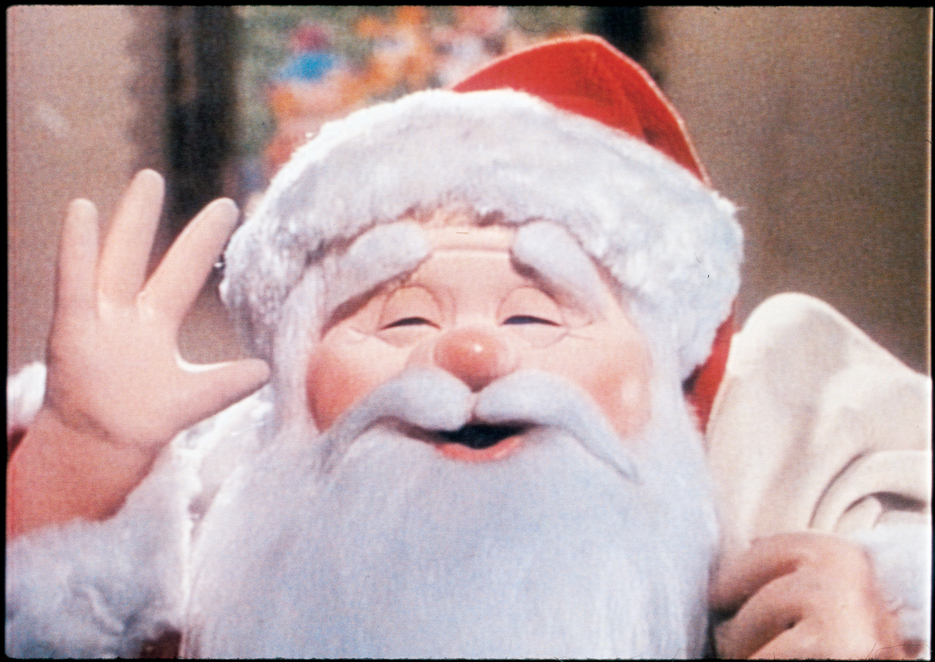 Santa claus is comin to town abc press
