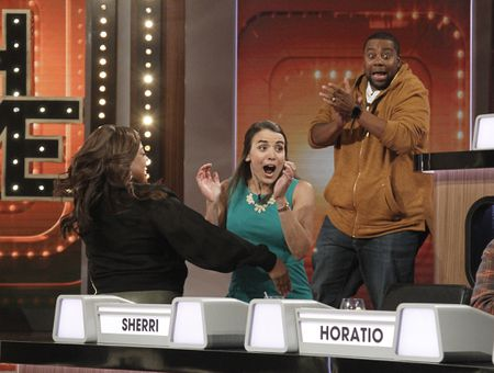 SHERRI SHEPHERD, DAWN EPSTEIN, KENAN THOMPSON