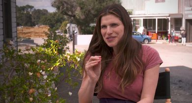 """02. Lake Bell, """"Rio"""" & Co-Creator / Executive Producer, On her character"""