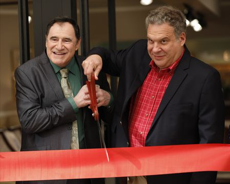 RICHARD KIND, JEFF GARLIN