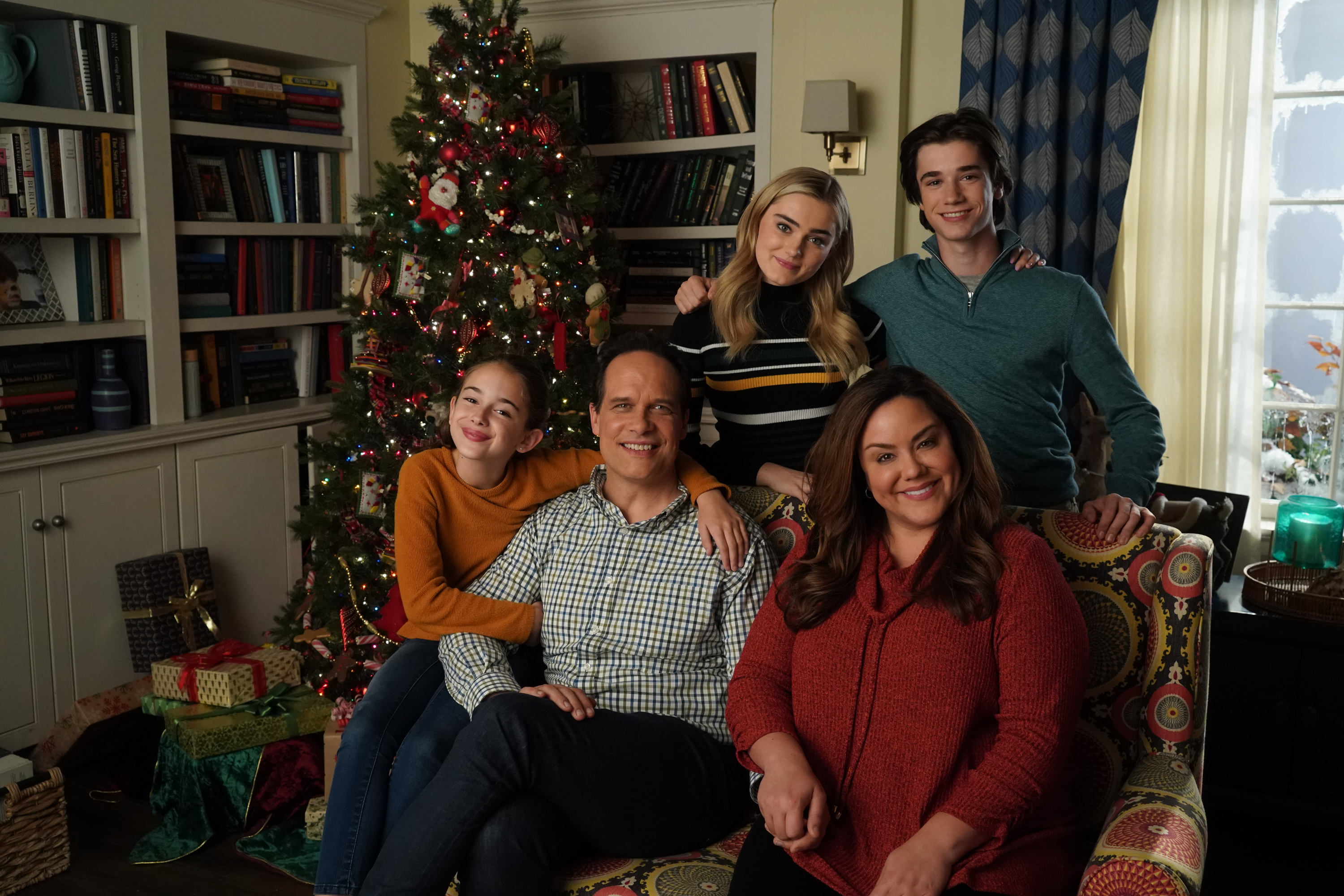American Housewife Christmas Episode 2020 The Bromance Before Christmas