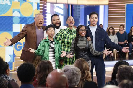 LAURENCE FISHBURNE, MILES BROWN, ANTHONY ANDERSON, TRACEE ELLIS ROSS, MARSAI MARTIN, MARCUS SCRIBNER