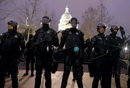 CAPITOL HILL POLICE OFFICERS