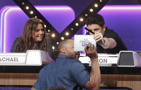 RACHAEL RAY, DONALD FAISON, JASON BIGGS