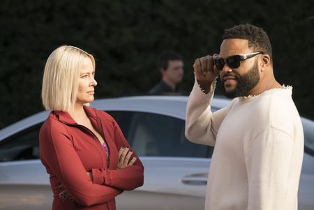 BRITTANY DANIEL, ANTHONY ANDERSON