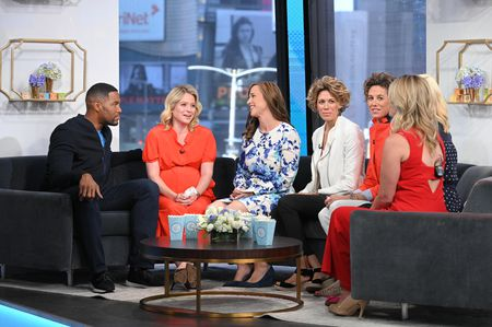 MICHAEL STRAHAN, SARA HAINES AND FRIENDS