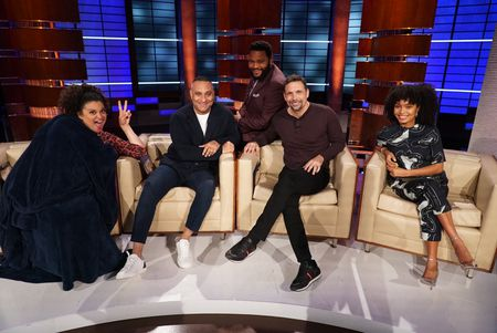 MICHELLE BUTEAU, RUSSELL PETERS, ANTHONY ANDERSON, JEREMY SISTO, YARA SHAHIDI
