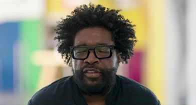 Sesame Street: 50 Years of Sunny Days, EPK - 13. Questlove, On his first memory of Sesame Street
