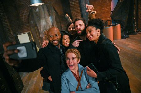 ROMANY MALCO, GRACE PARK, ALLISON MILLER, STEPHANIE SZOSTAK, JAMES RODAY, CHRISTINA MOSES
