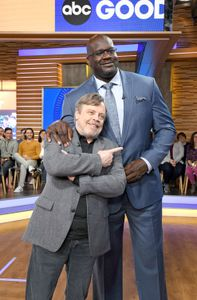 MARK HAMILL, SHAQUILLE O'NEAL