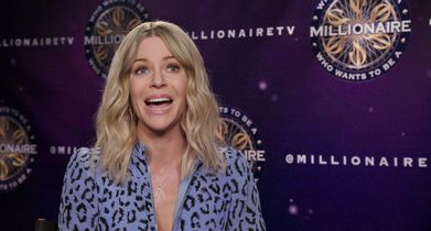 43. Kaitlin Olson, Celebrity Contestant, On her gameplay strategy