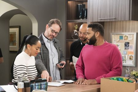 TRACEE ELLIS ROSS, JONATHAN GROFF (EXECUTIVE PRODUCER), KEN WHITTINGHAM (DIRECTOR), ANTHONY ANDERSON