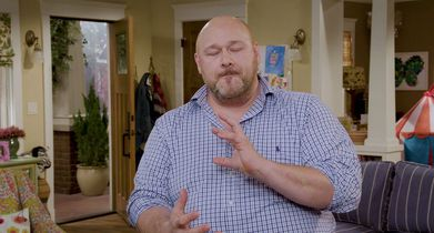 """02. Will Sasso, """"Bill Ryan"""", On the family dynamic of the show"""
