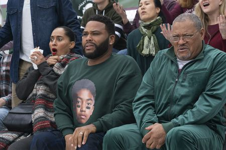 TRACEE ELLIS ROSS, ANTHONY ANDERSON, LAURENCE FISHBURNE