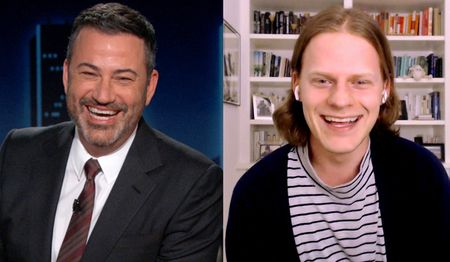 JIMMY KIMMEL, LUCAS HEDGES