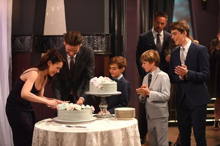ROGER HOWARTH, REBECCA HERBST, JASON DAVID, HUDSON WEST, WILLIAM DEVRY, WILLIAM LIPTON