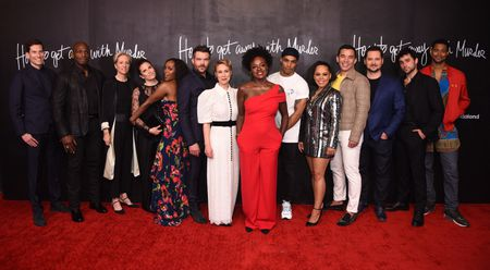 PETE NOWALK (EXECUTIVE PRODUCER), BILLY BROWN, BETSY BEERS (EXECUTIVE PRODUCER), KARLA SOUZA, AJA NAOMI KING, CHARLIE WEBER, LIZA WEIL, VIOLA DAVIS, ROME FLYNN, AMIRAH VANN, CONRAD RICAMORA, MATT MCGORRY, JACK FALAHEE, ALFRED ENOCH