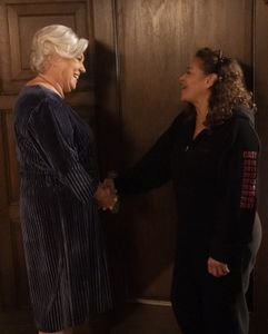 TYNE DALY, DEBBIE ALLEN (EXECUTIVE PRODUCER)