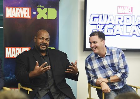 KEVIN MICHAEL RICHARDSON, STEVE WACKER (VP, CURRENT SERIES, MARVEL ANIMATION STUDIOS)