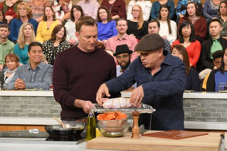 CLINTON KELLY, MICHAEL SYMON