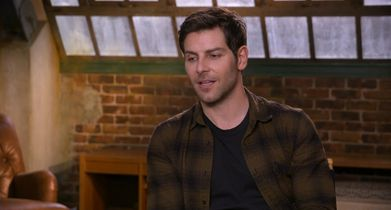 "08. David Giuntoli, ""Eddie Saville"", On why audiences relate to the show"