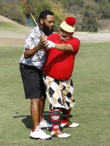 ANTHONY ANDERSON, GUILLERMO RODRIGUEZ
