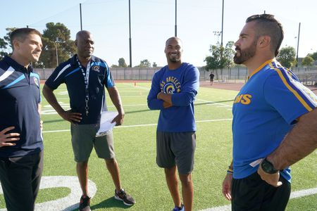 ERIC WINTER, KEVIN DANIELS, ROBERT WOODS, ERIC WEDDLE