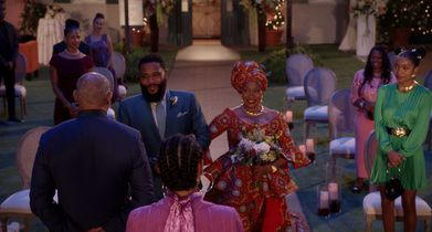 Black-ish, Season 7: Pops and Ruby's Wedding Featurette