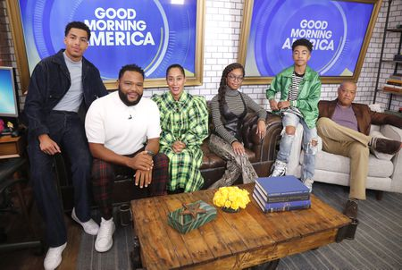 MARCUS SCRIBNER, ANTHONY ANDERSON, TRACEE ELLIS ROSS, MARSAI MARTIN, MILES BROWN, LAURENCE FISHBURNE