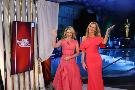 AMY ROBACH, LARA SPENCER