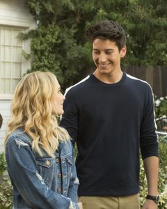 MEG DONNELLY, MILO MANHEIM