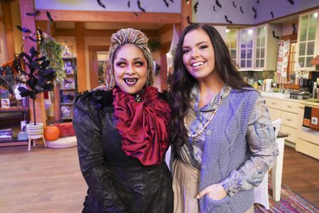 RAVEN-SYMONE, MIRANDA MAY