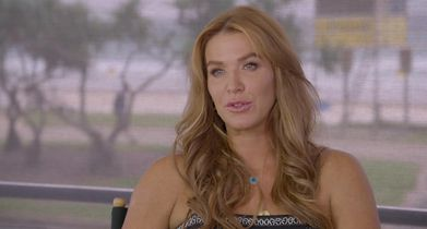"""03. Poppy Montgomery, """"Cat Chambers,"""" On the setting of the show"""