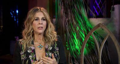 05. Rita Wilson, Celebrity Judge, On her advice to couples that perform together