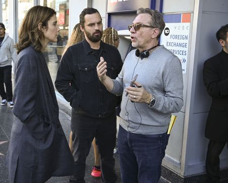 COBIE SMULDERS, JAKE JOHNSON, CHRISTOPHER MISIANO (DIRECTOR)