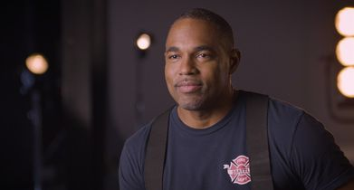 "06. Jason George, ""Ben Warren"", On the relationship between Ben and Bailey"