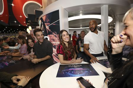 ELIZABETH HENSTRIDGE, JEFF WARD, NATALIA CORDOVA-BUCKLEY, HENRY SIMMONS