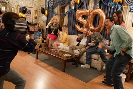 JEFF GARLIN, WENDI MCLENDON-COVEY, GEORGE SEGAL, TROY GENTILE, SAM LERNER